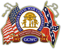 Georgia Civil War Commission logo